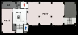 センター3階平面図